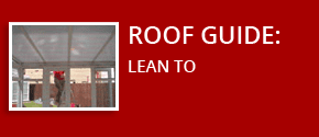 Roof Guide: LEAN TO DIY Conservatories