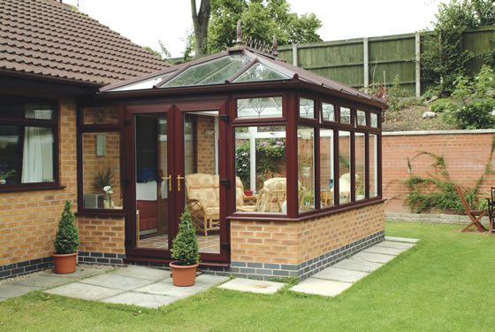 diy conservatories fitted