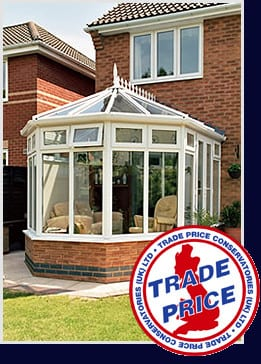 diy conservatories from trade price