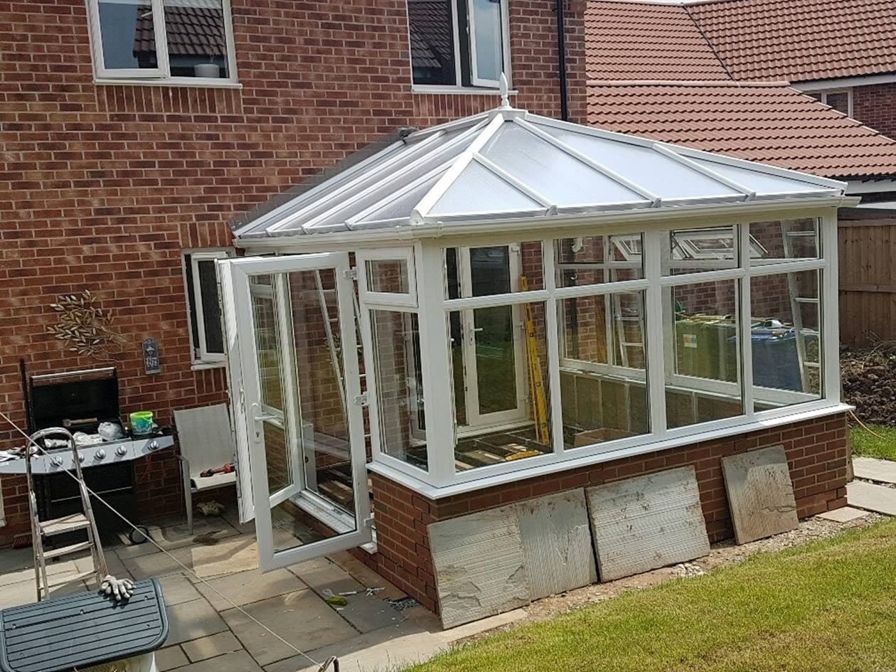 michael ham diy conservatory review image 1