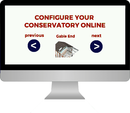 configure your tiled roof conservatory