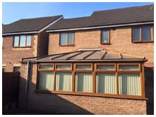 hambridge tiled roof conservatories review image 1
