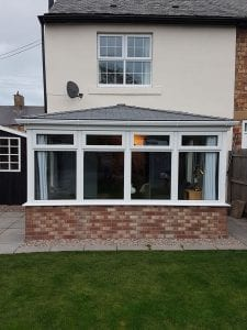 ian stewart tiled roof conservatories review image 2