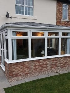ian stewart tiled roof conservatories review image 3