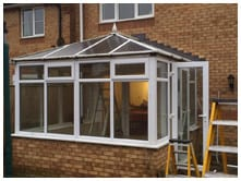 oates tiled roof conservatories review image 1