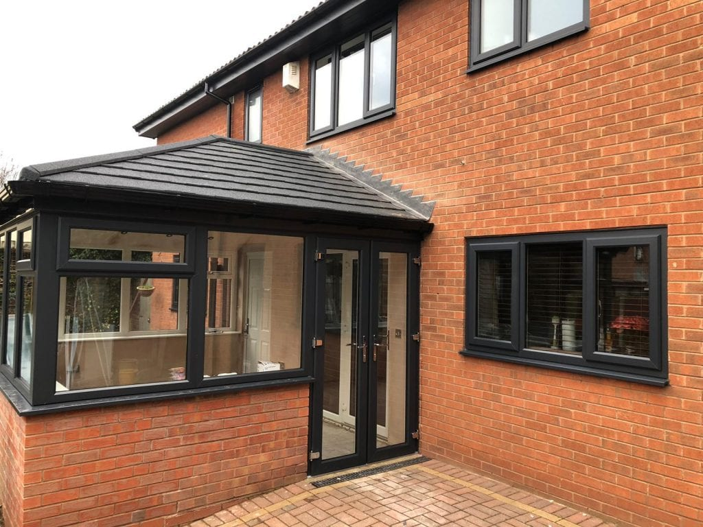 Adrian tiled conservatory review