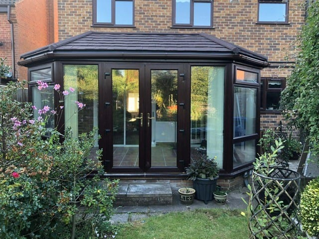 kieran tiled roof conservatory review