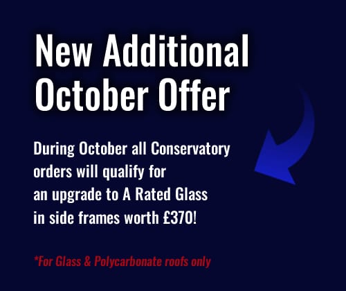 diy conservatories October 2020 individual product page banner