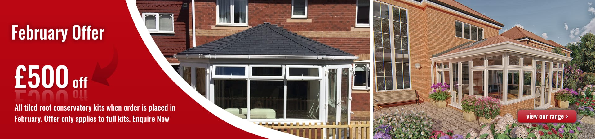 tiled roof conservatories february 2021 offer banner